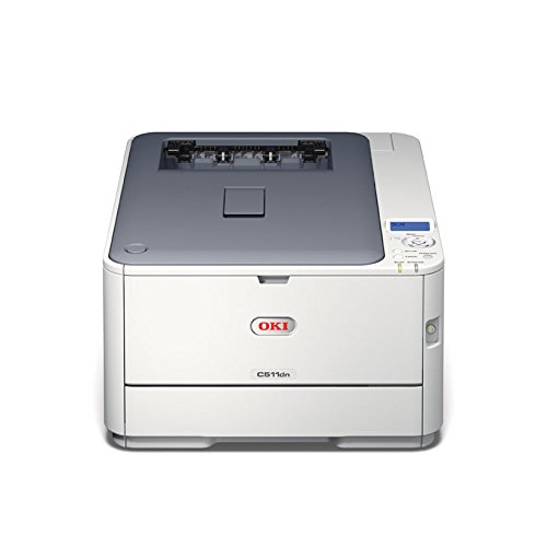 OKI C511dn LED-Duplex-Farblaserdrucker (A4, 1200 x 600 DPI)