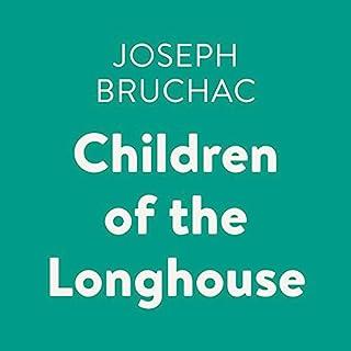 Children of the Longhouse audiobook cover art