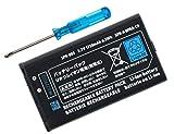 Bateria + Destornillador de desmontaje para Nintendo 3DS XL/New 3DS XL 17500 mAh 3.7V 6.5Wh Li-Ion Battery Modelo SPR-003