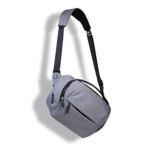 Bolsa DSLR Resistente Al Agua A Prueba De Golpes DIY Sling Storage Carry Travel Bag A Prueba De Golpes A Prueba De Desgarros (Size:10L; Color:Grey)