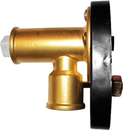 Bouton-CL12 Coude laiton prise eau Connexion 1/2\