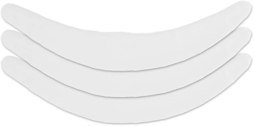 Bamboo Cotton Tummy Liner 3-Pack Very popular X-Large White Superior - Seamless