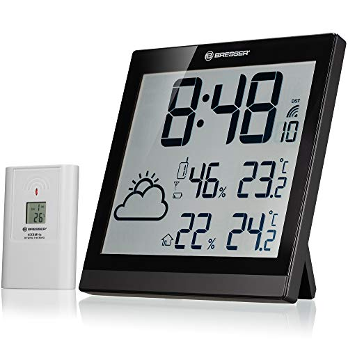 Bresser Weather Station with outdoor sensor