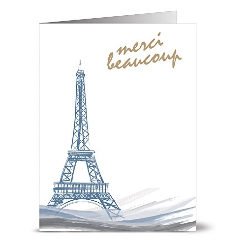 Note Card Cafe Thank You Greeting C…