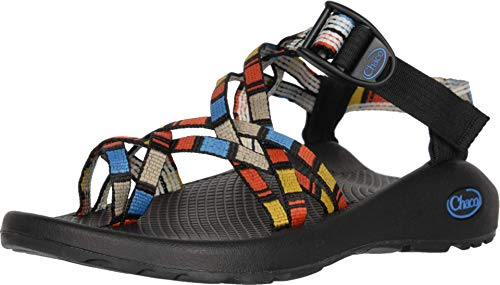 Chaco Women's ZX2 Classic Sandal, Lineup cerulean, 11