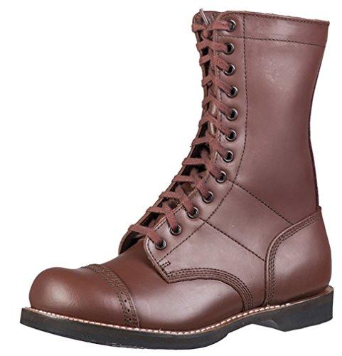 Mil-Tec US para Boots (Braun/44/US 11)