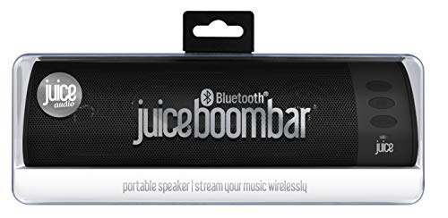Juice Boom Portable Bluetooth Speaker, Wireless Rechargeable Device, Super...