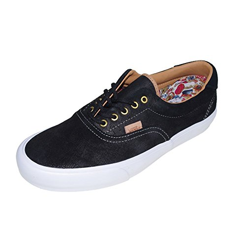 Vans Men's Era 59 Suede Sneakers 39 Black