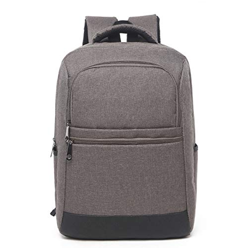 Backpack IBHT Universal Multi-Function Oxford Cloth Laptop Computer Shoulders Bag Business Backpack Students Bag, Size: 42x30x11cm, (Black) Khaki