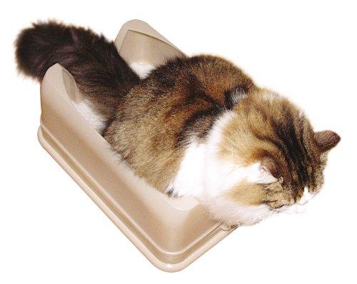 キャットワレコンパクトで便利な猫ちゃん用システムトイレ