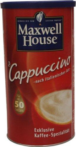 Maxwell Cappuccino Dose 500g