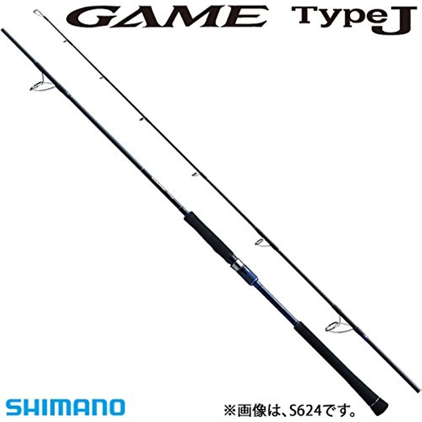 なるセージペネロペシマノ ロッド ゲーム タイプJ S624