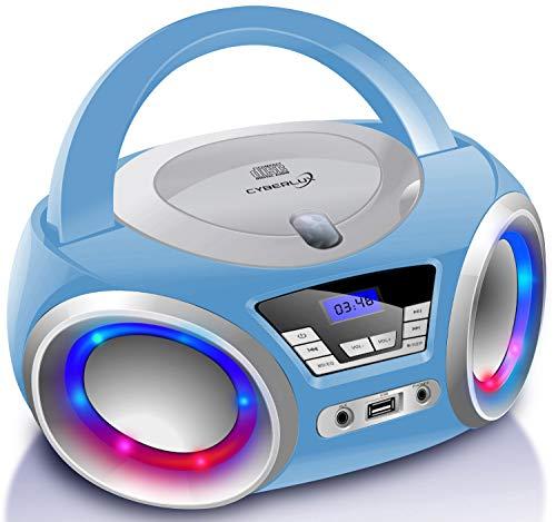 Cyberlux CD-Player Bild
