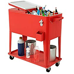 Housewarming-Gifts-for-Men-80-Quart-Cooler-Beer-Beverage-Cart