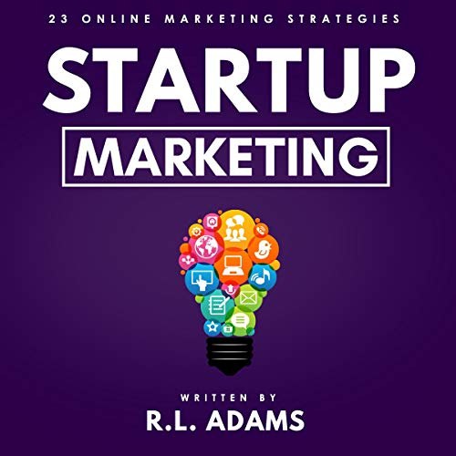 Startup Marketing cover art