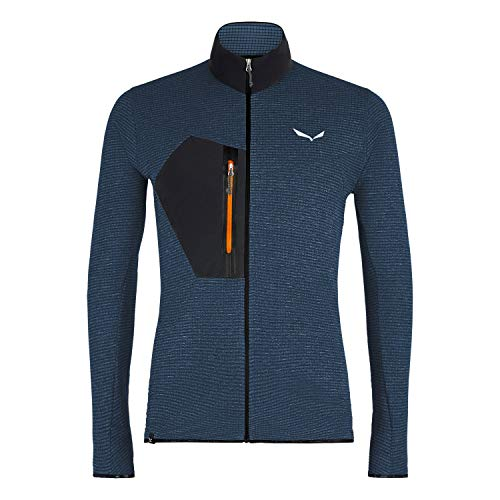 Salewa 00-0000027719_3988 Polaire Homme, Premium Navy Mel/0910, FR : XL (Taille Fabricant : 52/X-Large)