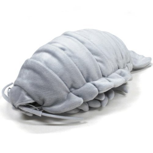 TSTADVANCE Sea Creature Giant Isopod Realistic Stuffed Plush Doll (XL Size) / 55 cm