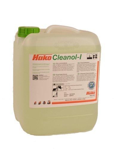 Hako 99705000 Cleanol-I Reiniger, Schaumarm, 352 fl. oz, Farblos