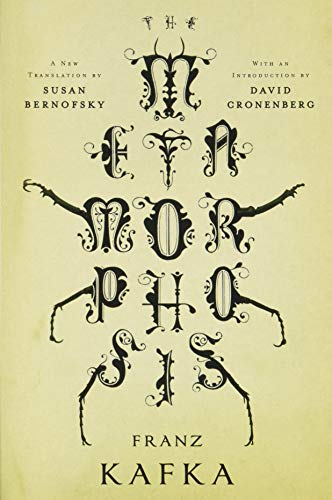 The Metamorphosis: A New Translation by Susan Bernofsky