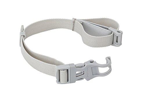 VAUDE Ersatzteil Chest belt 15 mm, Brustgurt für Rucksackmodelle mit Führungsschiene am Schultergurt, pebbles, one size, 127830230