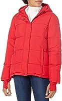 Amazon Essentials Women's Heavy-Weight Hooded Puffer Coat