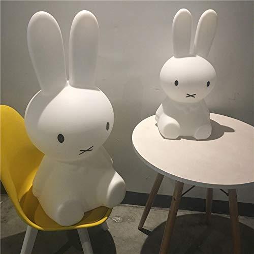 Lámparas de conejo Miffy USB, luces de noche, regalos, lámparas de noche, accesorios de fondo, juguetes para bebés.