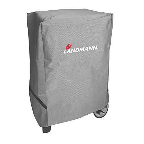 Landmann Premium Wetterschutzhaube | Aus robustem & wasserdichtem Polyestergewebe | UV-Beständig, atmungsaktiv & kältebeständig | Geeignet für Pantera 1.0, Pantera 2.0 und e-Pantera inklusive Trolley