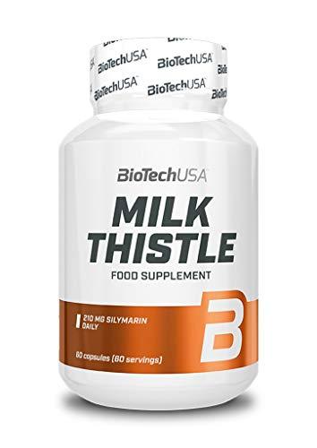 Biotech Usa Milk Thistle 30 Caps
