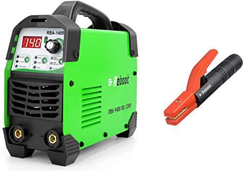 Reboot ARC Stick Welder IGBT Digital Control 110V/220V Portable ARC140 Lift Tig MMA Welding Machine