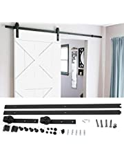 Schuifdeursysteem, 6,6 m, looprails voor schuifdeur, looprail, deur, hardware kit, schuifdeurbeslag, deur-hardware-kit, schuifdeurbeslag, looprails