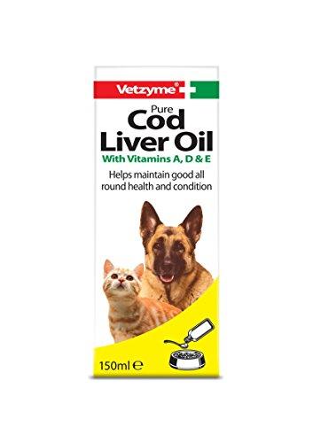 Vetzyme Cod Liver Oil, 0.39 Kg