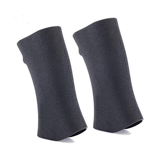 "Ginwee 2 Pack Tactical Grip Glove for Moss Shockwave & Remington Tac-14"" Grip Sleeve,Black"