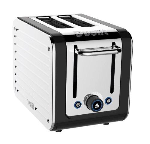 Dualit 26535 Architect Toaster 2-Schlitz, schwarz