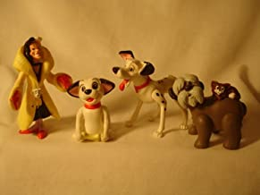 MCDONALDS HAPPY MEAL 101 DALMATIONS 1990