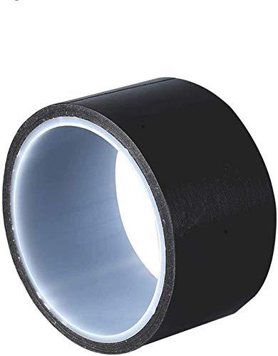 Schwarz Teflonband - Verschleißschutz Korrosionsbeständige Isolierband PTFE-Folie Hochtemperaturbeständige Band Dichtungs-Maschine Vakuum-Maschine Sealer Band 619