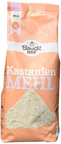 Bauckhof Kastanienmehl glutenfrei (1 x 350 g) - Bio