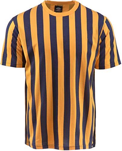 Dickies T-Shirt UOMO CASSVILLE 06.210624.CUS (L - Custard)