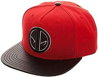 2925e1e5a1081 Amazon.com  Superheroes Men s Novelty Baseball Caps