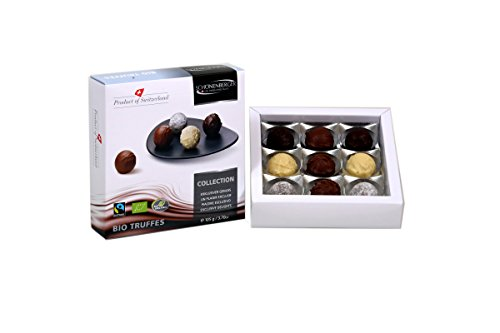 Chocolat Schönenberger Truffes Collection (105 g) - Bio