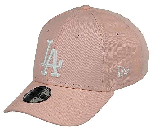 New Era Los Angeles Dodgers 9forty Adjustable Women Cap League Essential Plum/White - Youth