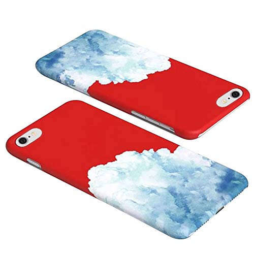 MoreChioce MoreChioce kompatibel mit iPhone 6S Hülle, iPhone 6 Hülle Glitzer,Luxuriös Kreativ 3D Himmel Bling Strass Weiche Silikon Handyhülle Glitzern Sparkle TPU Kristall Case Defender Bumper