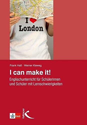 I can make it! Englischunterricht für Schülerinnen und Schülern mit Lernschwierigkeiten