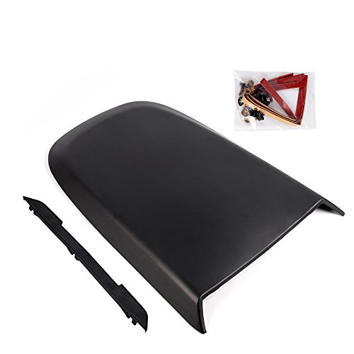 Front Racing Style Air Vent Hood Scoop For Ford Mustang GT V8 2005-2009 Black