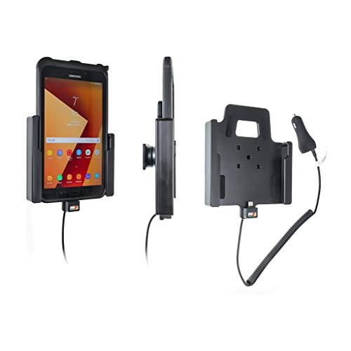 Brodit Gerätehalter 712002   Made IN Sweden   mit Ladefunktion für Tablets - Samsung Galaxy Tab Active 2. SM-T390/SM-T395, Galaxy Tab Active 3 SM-T570/SM-T575, Galaxy Tab Active 2 SM-T390/SM-T395