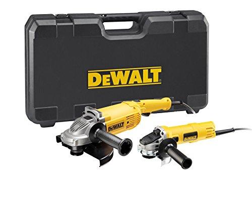 DeWalt dwe49 4twin amoladora de ángulo Twin Set de 2/230/125 mm