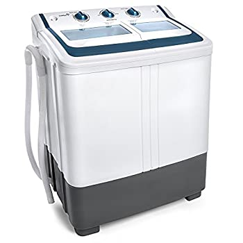 The Small Portable Ivation Compact Washing Machine