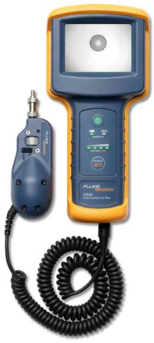 Fluke Networks FT600 FiberInspector Pro Video Microscope, Fiber Tester