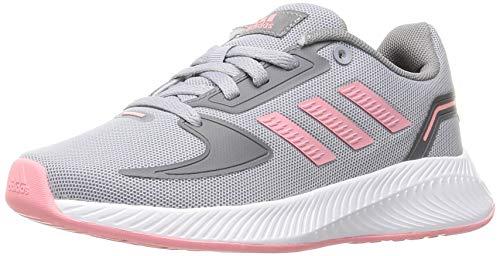 adidas RUNFALCON 2.0 K, Zapatillas de Running, PLAHAL/SUPPOP/Gritre, 37 1/3 EU