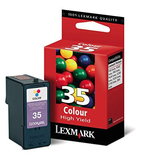 Lexmark 35XL Farbpatrone für Tintenstrahldrucker