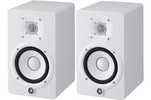 Yamaha HS5 5 in. Active Powered Studio Monitor (White) PAIR